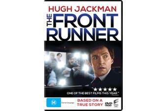 The Front Runner DVD Region 4