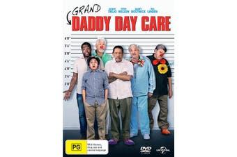 Grand daddy Day Care DVD Region 4