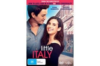 Little Italy DVD Region 4