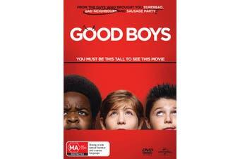 Good Boys DVD Region 4
