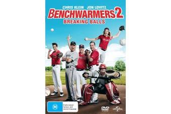 Benchwarmers 2 DVD Region 4