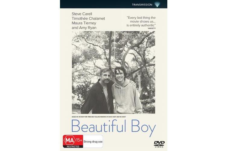 Beautiful Boy DVD Region 4