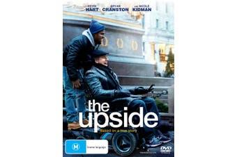 The Upside DVD Region 4