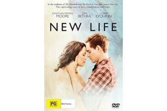 New Life DVD Region 4