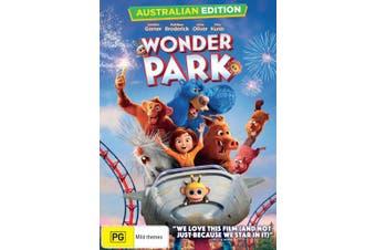 Wonder Park DVD Region 4