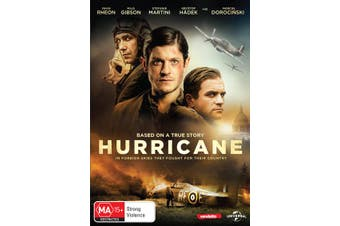 Hurricane DVD Region 4