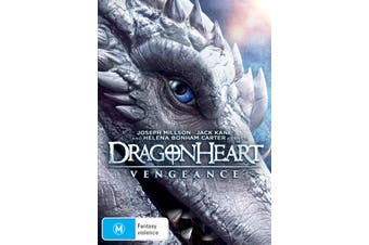 Dragonheart Vengeance DVD Region 4