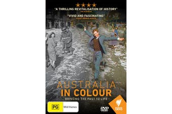 Australia in Colour DVD Region 4
