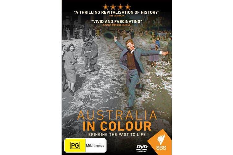 Australia in Colour DVD Region 4