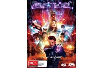 Nekrotronic DVD Region 4