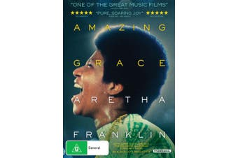 Amazing Grace DVD Region 4