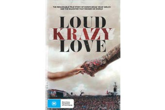 Loud Krazy Love DVD Region 4
