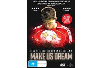 Make Us Dream DVD Region 4