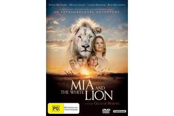 Mia and the White Lion DVD Region 4