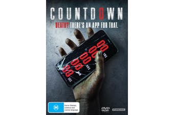 Countdown DVD Region 4