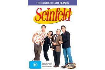 Seinfeld Season 5 DVD Region 4