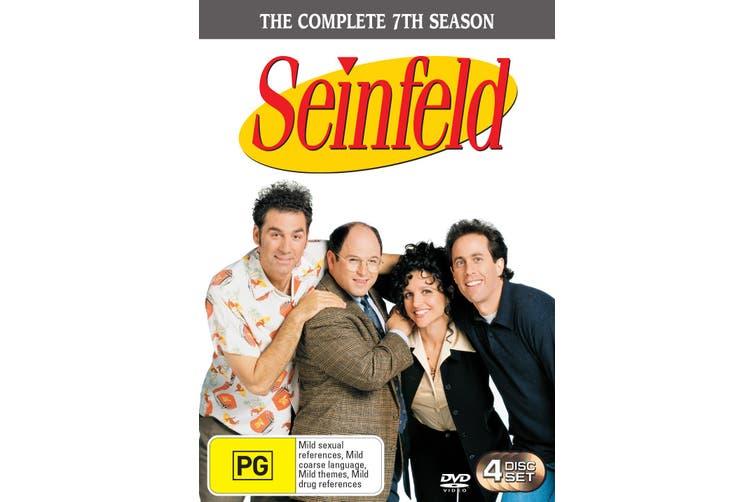 Seinfeld Season 7 DVD Region 4