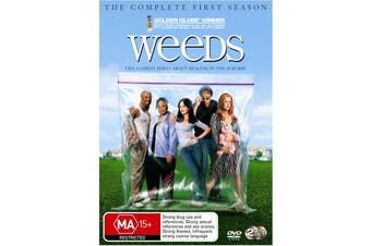 Weeds Season 1 DVD Region 4