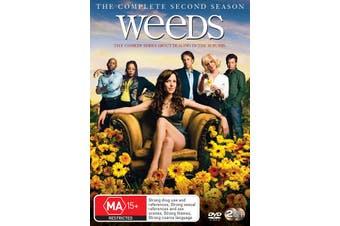 Weeds Season 2 DVD Region 4