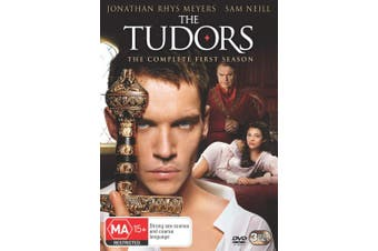 The Tudors Season 1 DVD Region 4