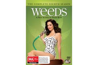 Weeds Season 4 DVD Region 4