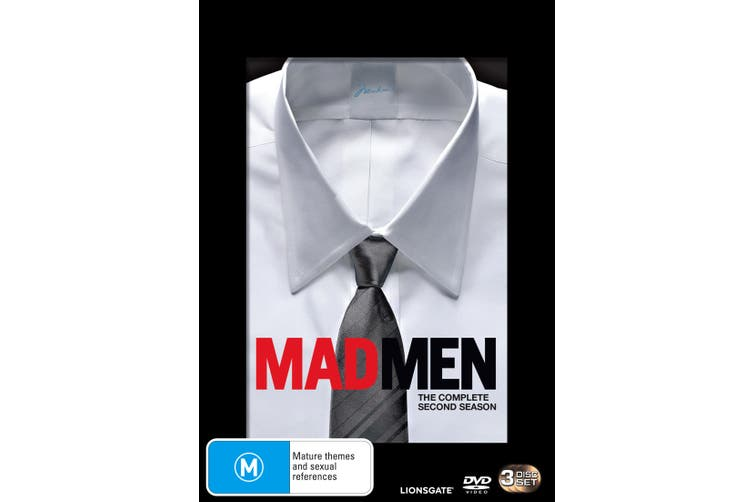 Mad Men Season 2 DVD Region 4