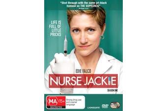 Nurse Jackie Season 1 DVD Region 4