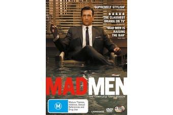 Mad Men Season 3 DVD Region 4