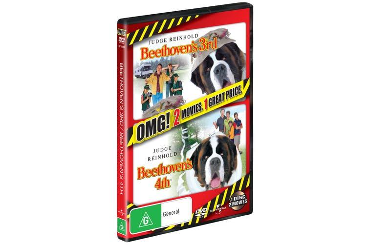 Beethovens 3rd / Beethovens 4th DVD Region 4