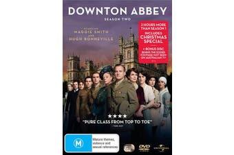 Downton Abbey Series 2 Box Set DVD Region 4