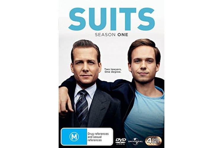 Suits Season 1 DVD Region 4
