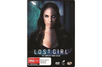 Lost Girl The Complete Third Season 3 DVD Region 4