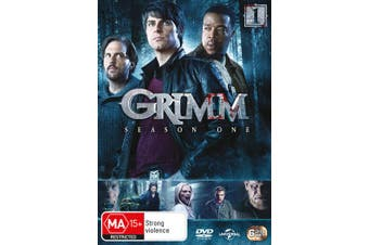 Grimm Season 1 DVD Region 4