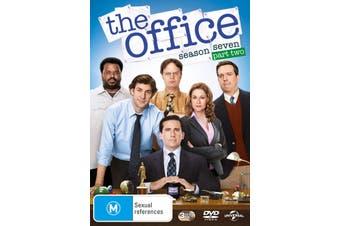 The Office An American Workplace Season 7 Part Two DVD Region 4