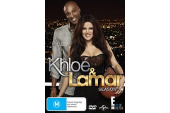Khloé & Lamar Season 1 DVD Region 4