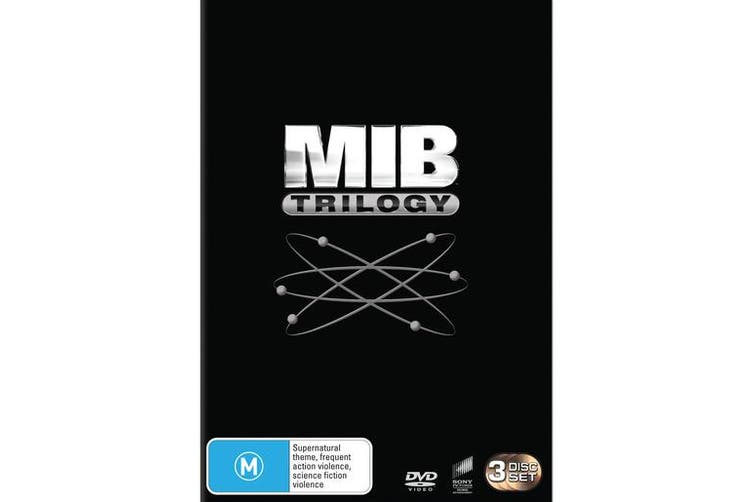 Men in Black / Men in Black 2 / Men in Black 3 DVD Region 4