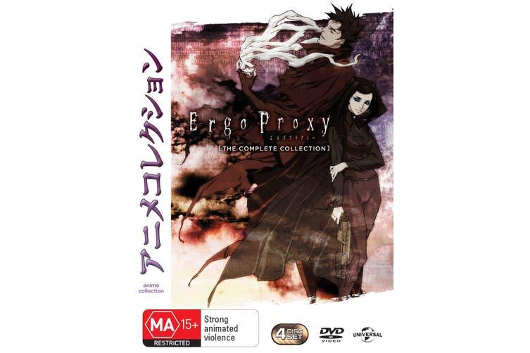 Ergo Proxy Volume 1 Awakening DVD Region 4
