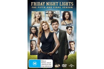 Friday Night Lights Series 5 DVD Region 4