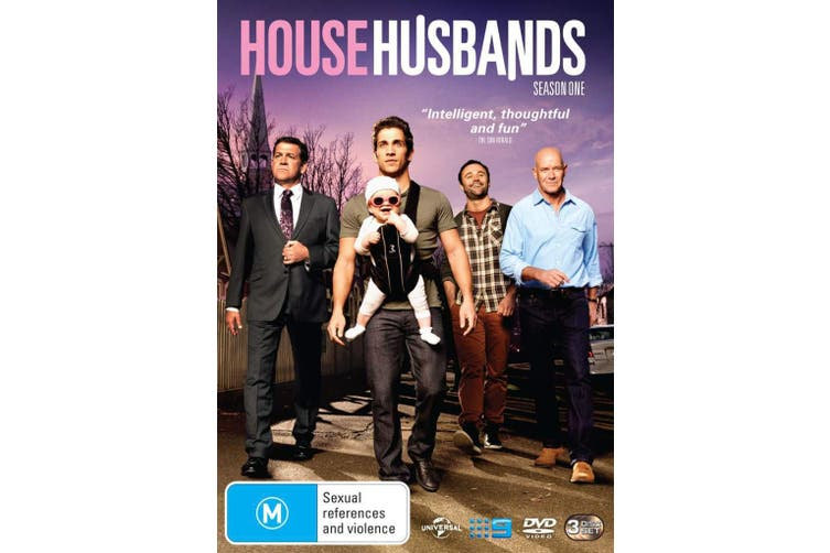 House Husbands Season 1 DVD Region 4