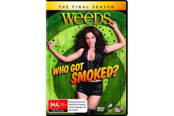 Weeds Season 8 DVD Region 4