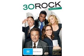 30 Rock Season 7 DVD Region 4