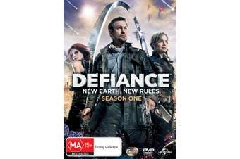 Defiance Season 1 DVD Region 4