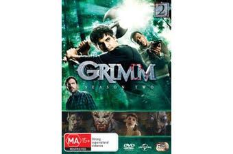 Grimm Season 2 DVD Region 4