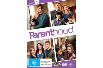 Parenthood Season 4 DVD Region 4