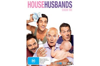 House Husbands Season 2 DVD Region 4