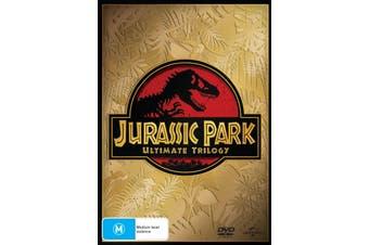 Jurassic Park Trilogy Collection DVD Region 4