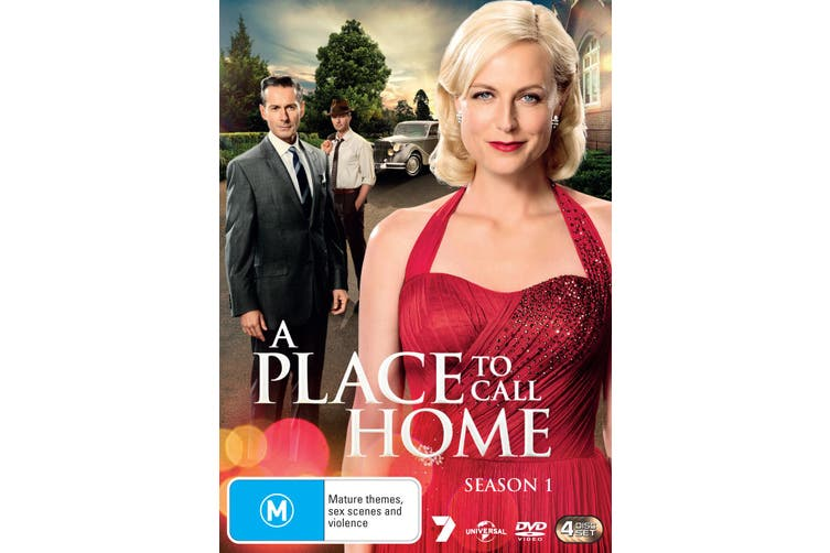 A Place to Call Home Series 1 DVD Region 4