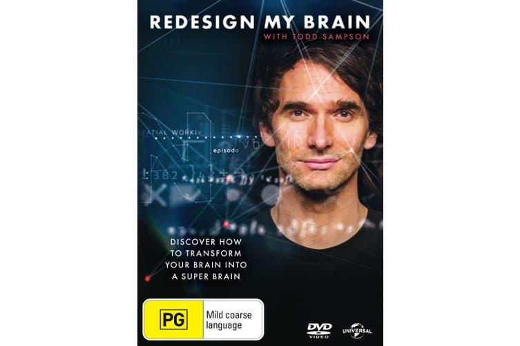 Redesign My Brain DVD Region 4