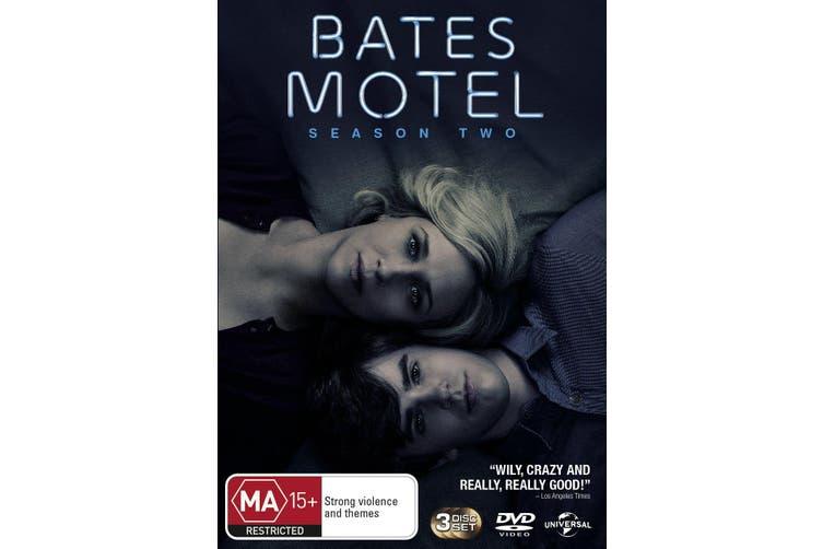 Bates Motel Season 2 DVD Region 4