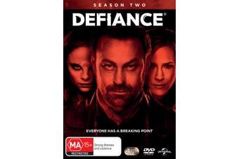 Defiance Season 2 DVD Region 4